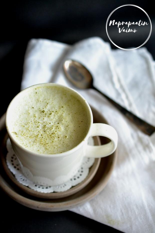 vihreatee_latte