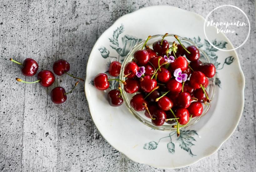 Kirsikoiden terveyshyödyt