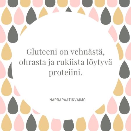 gluteeni