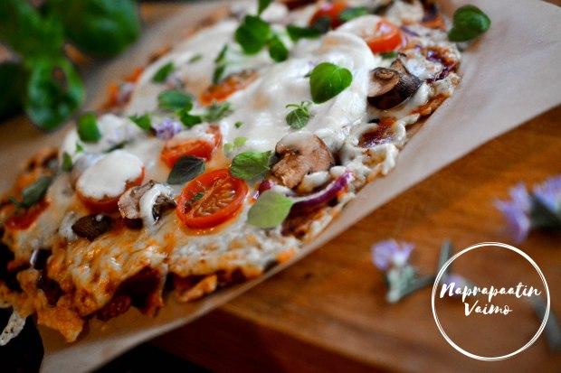 Gluteeniton_pitsa
